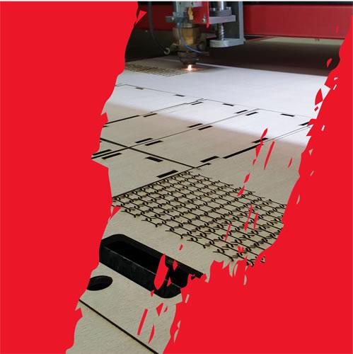 Découpe Laser - Bruxelles - My Colors