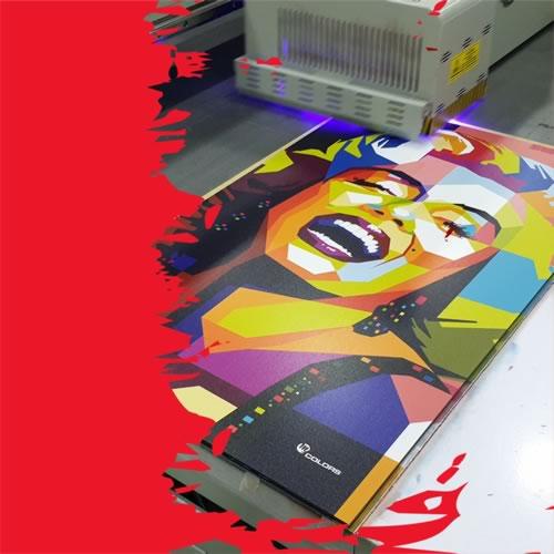 Impression Grand Format - Decoration - Bruxelles - Belgique - My Colors