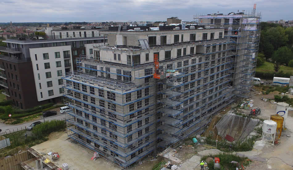 My Colors - Chantier - Valens - Greenwood - Bruxelles - Brussels