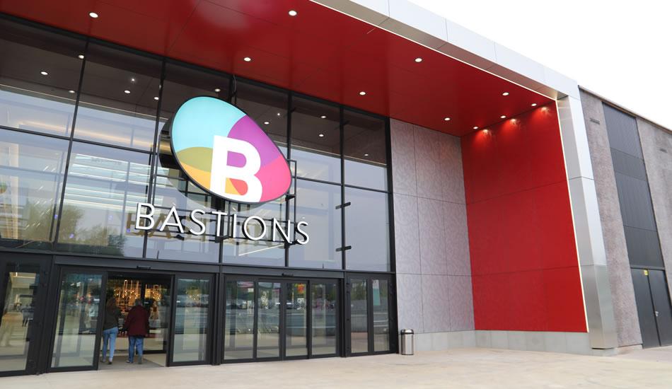 Les Bastions - Tournai - Belgique - My Colors - Portfolio
